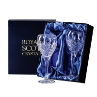 Royal Scot London Small Wine Glasses - Set of 2