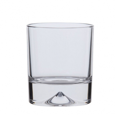 Dartington Dimple Single Old Fashioned Tumbler Glass