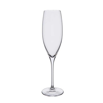 Dartington Winemaster Flute Champagne Glasses - Set of 2