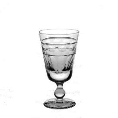 Cumbria Crystal Helvellyn Sherry Glass