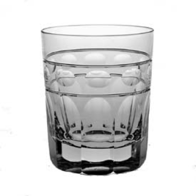 Cumbria Crystal Helvellyn Old Fashioned Tumbler