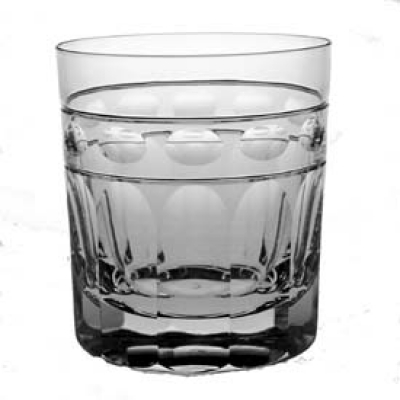 Cumbria Crystal Helvellyn Double Old Fashioned Tumbler