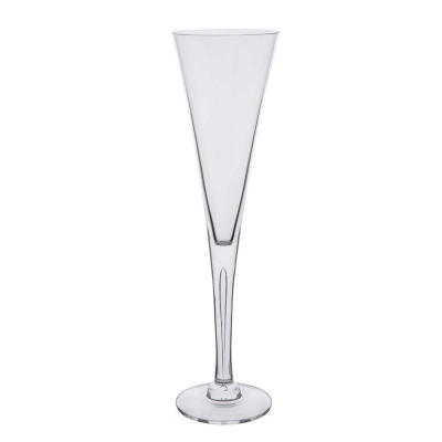 Dartington Sharon Flute Champagne Glasses - Set of 2