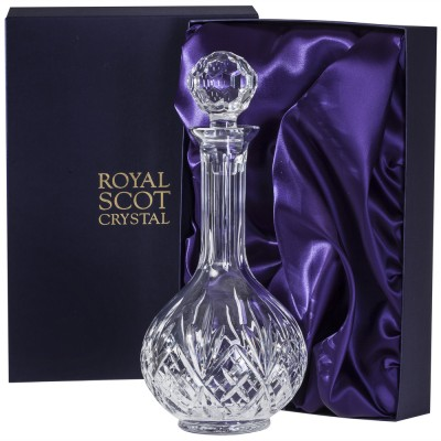 Royal Scot Highland Port or Brandy Decanter