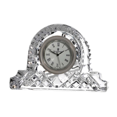 Waterford Lismore Large Cottage Clock