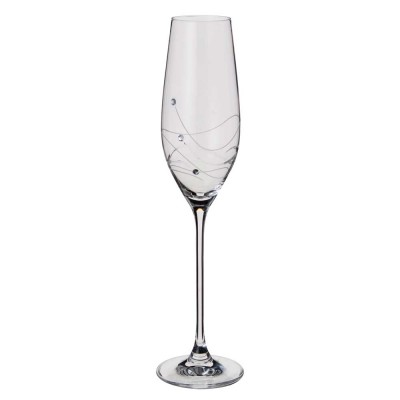 Dartington Glitz Champagne Flutes - Set of 2