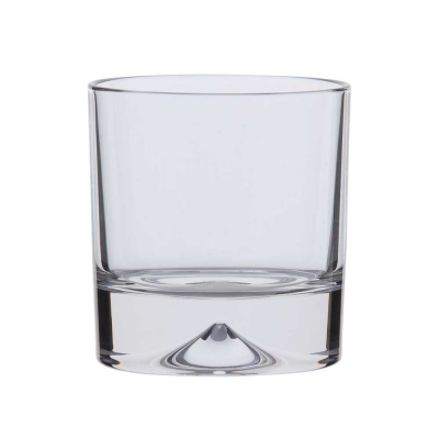 Dartington Dimple Double Old Fashioned Glasses - Set of 2