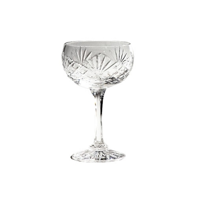 Swarton Majestic Saucer Champagne Glasses - Set of 6