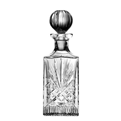 Swarton Majestic Square Spirit Decanter