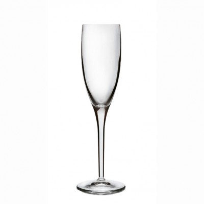 Luigi Bormioli Michelangelo Flute Champagne Glasses - Set of 4