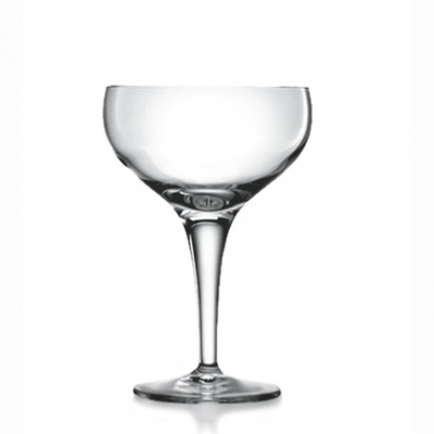 Luigi Bormioli Michelangelo Saucer Champagne Glasses - Set of 4