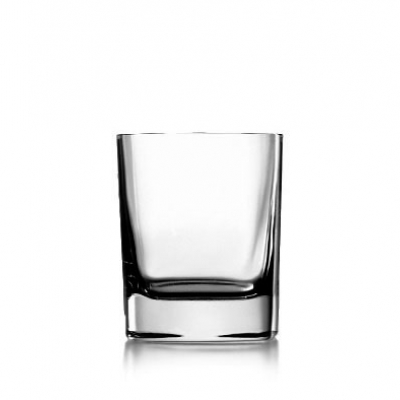 Luigi Bormioli Strauss Whisky Tumblers - Set of 4