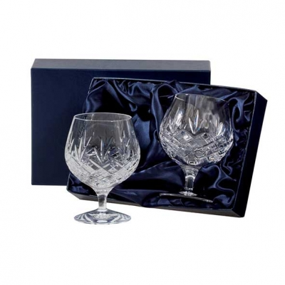 Royal Scot Edinburgh Brandy Glasses - Set of 2