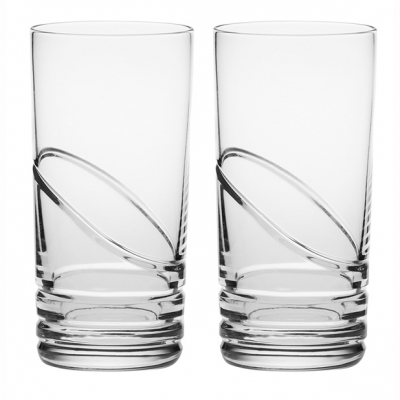 Royal Scot Saturn Highball Tumblers - Set of 2