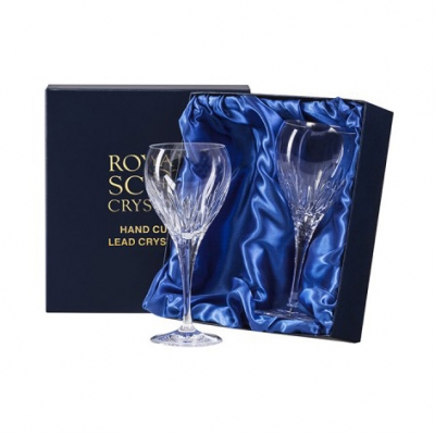 Royal Scot Sapphire Small Wine Glasses - Set of 2