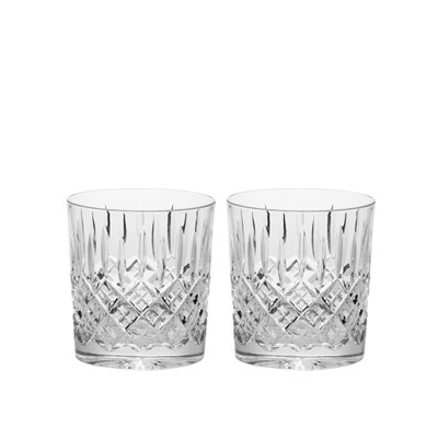 Royal Scot Sandringham Large Old Fashioned Tumblers - Set of 2