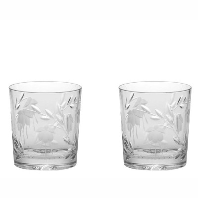 Royal Scot Catherine Large Old Fashioned Tumblers - Set of 2
