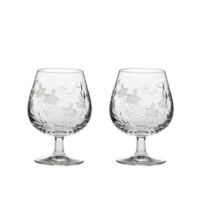 Royal Scot Catherine Brandy Glasses - Set of 2