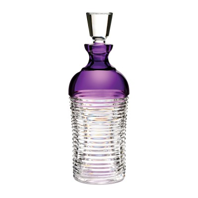 Waterford Mixology Circa Amethyst Decanter