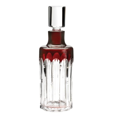 Waterford Mixology Echo Red Decanter