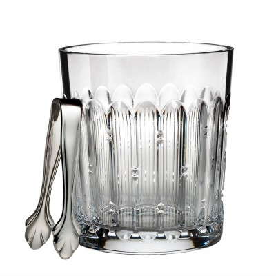 Waterford Mixology Echo Ice Bucket with Tongs