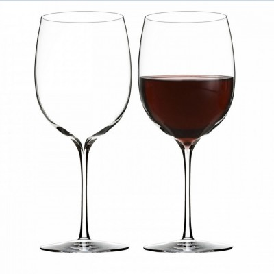 Waterford Elegance Bordeaux Wine Glasses - Set of 2