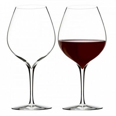 Waterford Elegance Merlot Wine Glasses - Set of 2