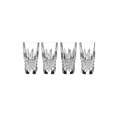 Waterford Lismore Diamond Shot Glasses - Set of 4