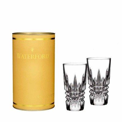 Waterford Giftology Lismore Diamond Shot Glasses - Set of 2