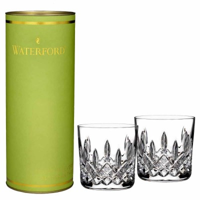 Waterford Giftology Lismore Old Fashioned Tumblers - Set of 2